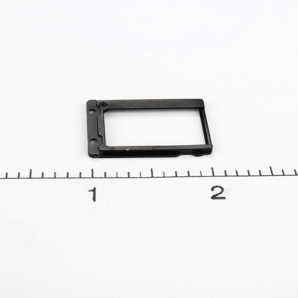 Micro SIM Card Tray For Powder Metal Sintered Parts