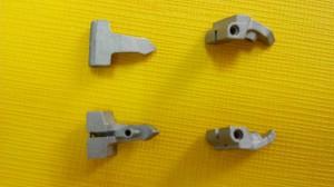 Glasses components